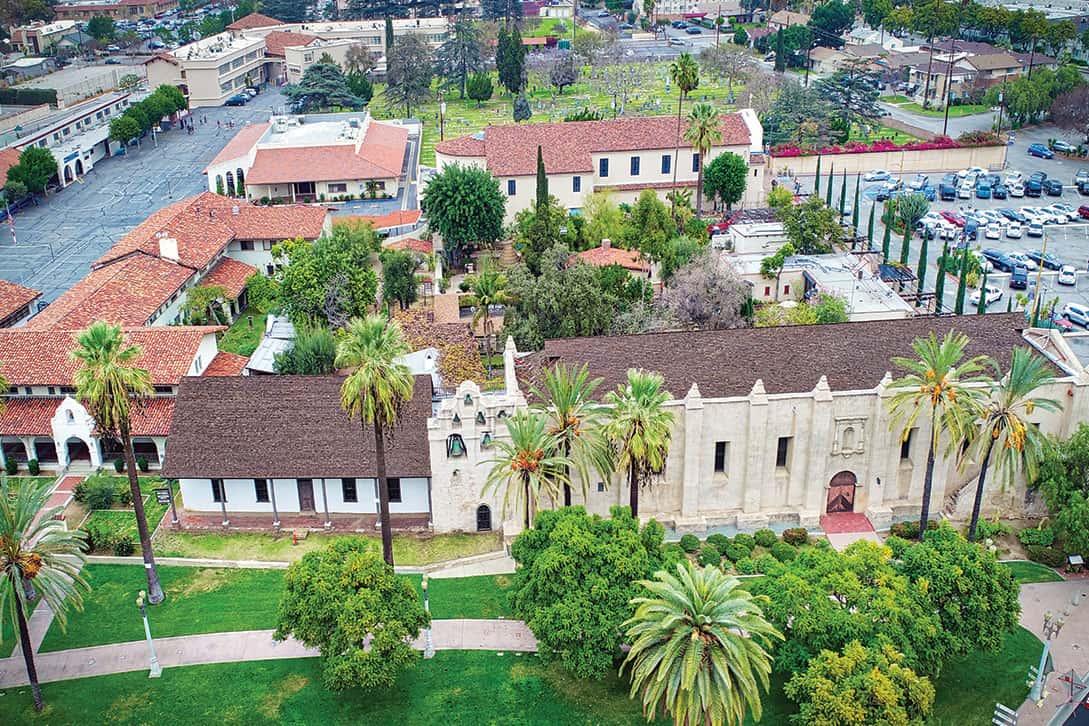 Mission San Gabriel Archangel