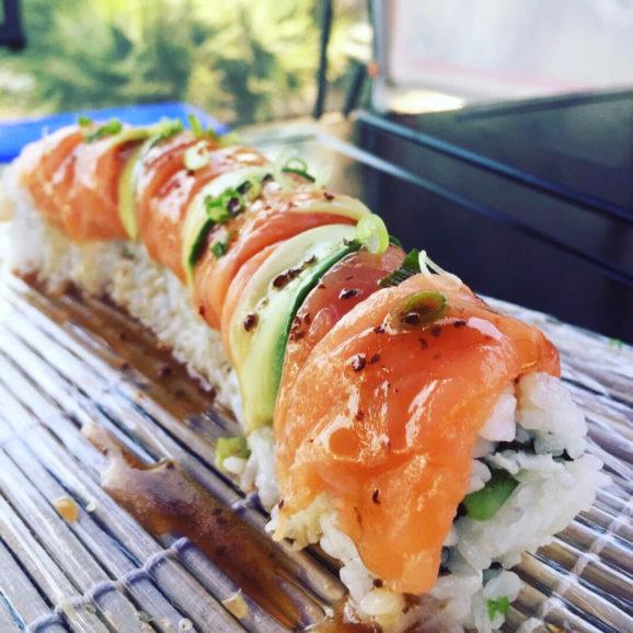 Sushi Rolland